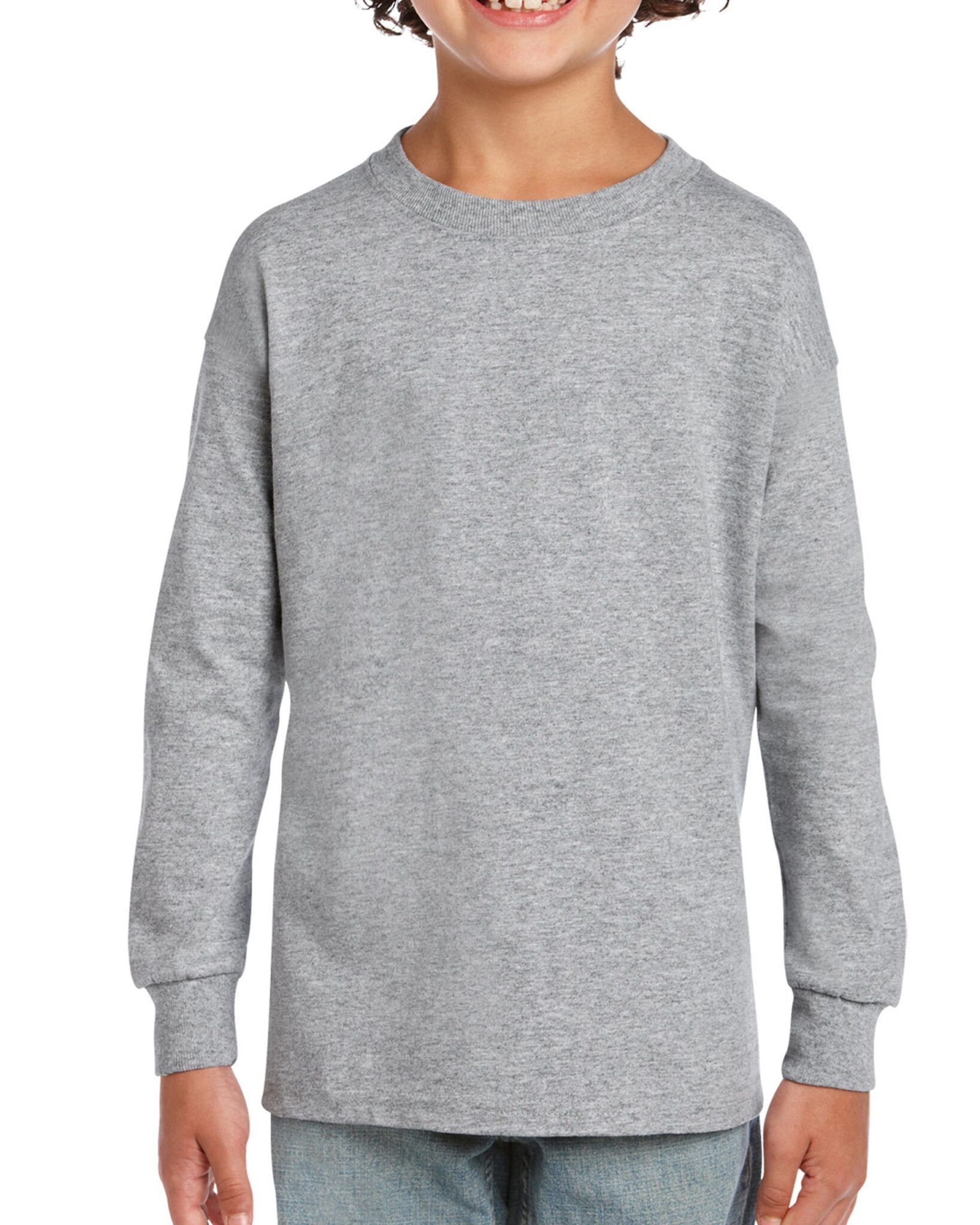 Image of Gildan Ultra Cotton® Youth Long Sleeve T-Shirt
