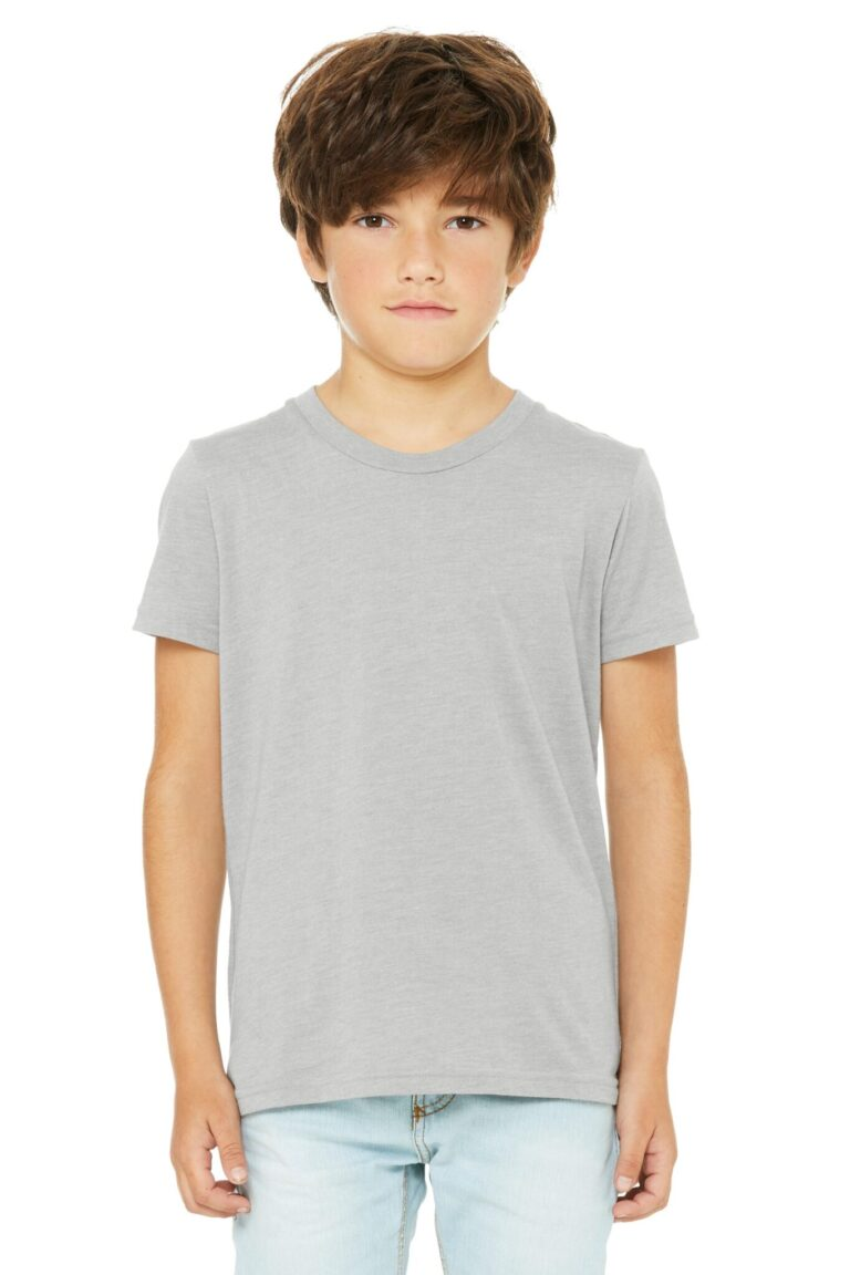 Image of BELLA + CANVAS Youth Unisex Jersey Tee