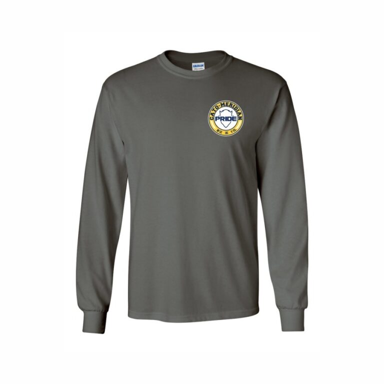Image of Cato-Meridian Cotton Youth Long Sleeve T-shirt