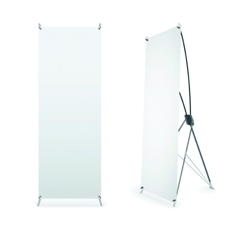 Image of Roll-up Banner Stand