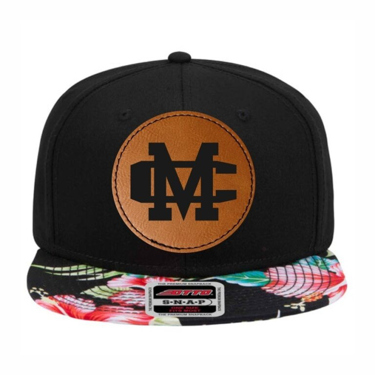 Image of Cato-Meridian Floral Flat Bill Hat